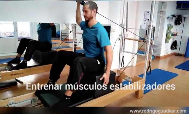 Vídeo. Prevención de lesiones en hombro